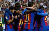 Barcelona venció 3-2 a Real Madrid con golazo de Messi al final