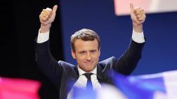Macron: Hemos cambiado la cara de la política francesa
