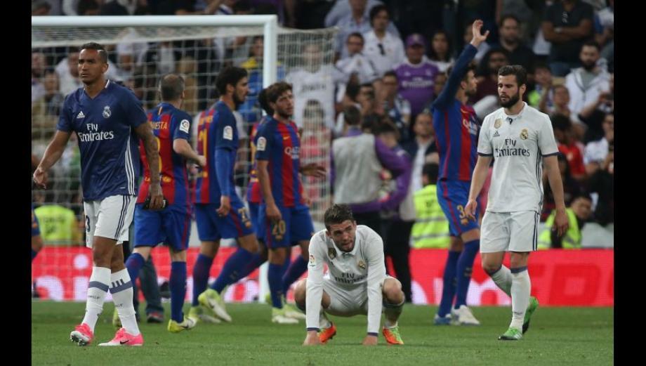 Real Madrid: la tristeza de Cristiano y compañía tras derrota