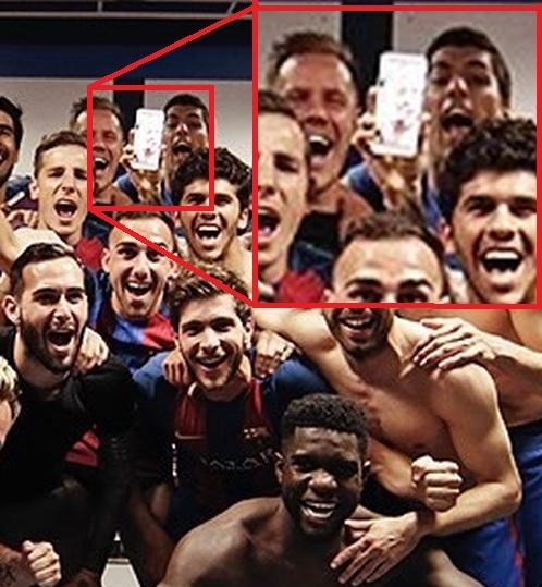 (Foto: Facebook FC Barcelona)