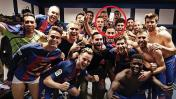 Facebook: Messi 'celebró' con Neymar triunfo del Barcelona