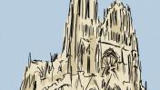 Hace cien años: Catedral de Reims