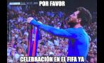 Real Madrid vs. Barcelona: mira los divertidos memes del 3-2