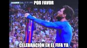Real Madrid vs. Barcelona: memes se burlan de derrota merengue
