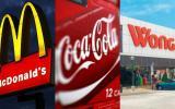 McDonald's, Coca-Cola y Wong, por Rolando Arellano