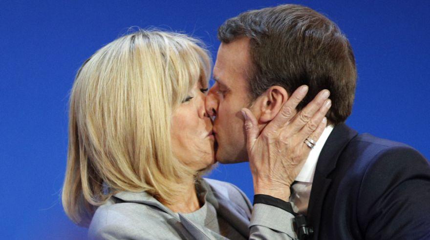 Protesta por resultados electorales en Francia