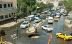 Trujillo: se forman dos grietas en avenida del centro histórico