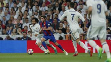 CUADROxCUADRO: golazo de Lionel Messi para triunfo de Barcelona