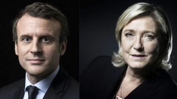 Francia: Publican las primeras encuestas para la segunda vuelta