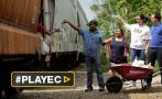 México: voluntarios ayudan a migrantes que cruzan a EE.UU.