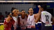 San Martín venció a Regatas 3-1 en duelo de ida de la LNSV
