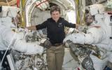 Astronauta Peggy Whitson bate récord de tiempo en el espacio