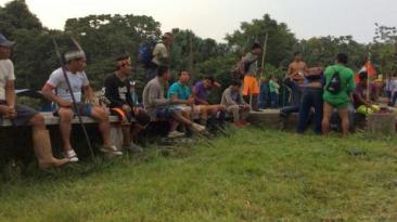 Loreto: nativos toman lote 192 para pedir salida de pretrolera