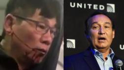 United Airlines: pasajero expulsado de avión presentará demanda