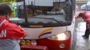 Puno: asaltan a bus y matan pasajero en vía Cojata-Vilquechico