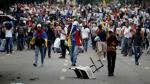 Venezuela: 777 presos por ola de protestas contra el gobierno - Noticias de nicolas madura