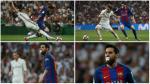Lionel Messi jugó con algodón en la boca por unos minutos - Noticias de luka modric