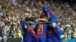 Real Madrid vs Barcelona: la euforia blaugrana en el Bernabéu - Noticias de gareth bale