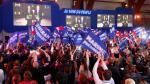 La ultraderecha francesa celebra el histórico triunfo de Le Pen - Noticias de francia