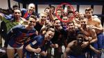 Facebook: Messi 'celebró' con Neymar triunfo del Barcelona - Noticias de james lyne