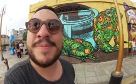 """""""Cholo Mena"""" te lleva a conocer el Callao Monumental [VIDEO]"""