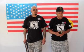 Los mexicanos deportados tras servir para el ejército de EE.UU.
