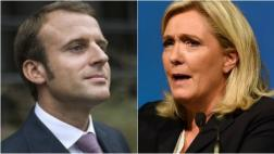 Francia: ¿Por cuánto le ganó Emmanuel Macron a Marine Le Pen?