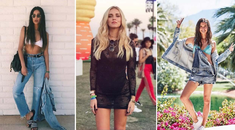Coachella: Las celebs mejor vestidas del segundo fin de semana