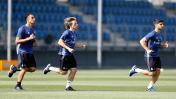 Real Madrid: así entrenó luego de la derrota en el clásico