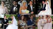 A propósito de Mario y Korina: las bodas más mediáticas