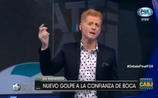 "Liberman iracundo tras goles de Messi: ""Me importan un pito"""