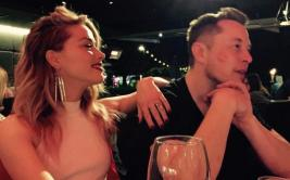 Instagram: Amber Heard y Elon Musk hacen oficial su relación