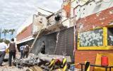 Paraguay: El lugar del robo del siglo parece una zona de guerra