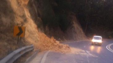 Las primeras imágenes del terremoto que sacudió Chile