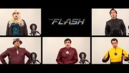 ¿Te imaginas la canción de Flash en versión a capela? [VIDEO]