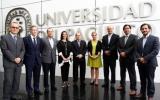 Grupos financieros firmaron convenio de patrocinio académico