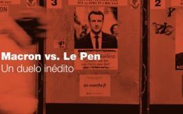 Elecciones en Francia: Macron y Le Pen pasan a segunda vuelta