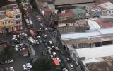 Chile: El preciso momento del terremoto en Valparaíso [VIDEOS]