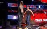 WWE: Bray Wyatt sorprendió y venció a Dean Ambrose en Raw