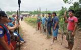Loreto: unos 600 nativos tomaron instalaciones del lote 192