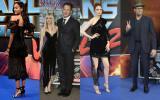 Actores del filme asistieron a la premiere en Londres. (Foto: Agencias)