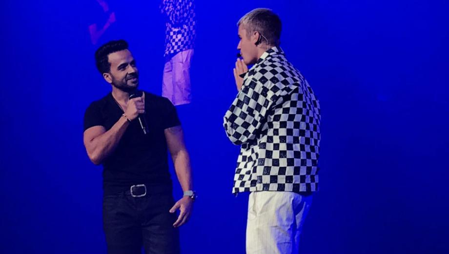 Justin Bieber con Luis Fonsi y otros dúos anglo-latinos [FOTOS]