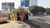 Trujillo: empieza el parchado provisional de vías céntricas
