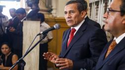 """Humala sobre Fujimori: """"Las leyes no son con nombre propio"""""""