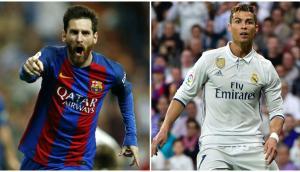 El abrazo entre Messi y Cristiano que la TV no mostró