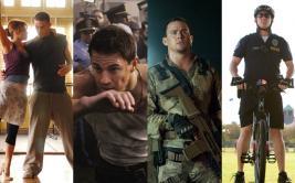 Channing Tatum: la evolución del nuevo galán de Hollywood