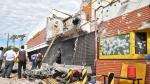 Paraguay: El lugar del robo del siglo parece una zona de guerra - Noticias de heridos