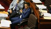 "Vieira: ""Presenté el proyecto pensando en Alberto Fujimori"""