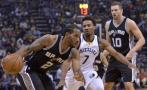 Spurs vs. Grizzlies: por primera ronda de los Playoffs de NBA