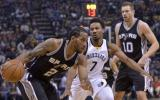 Spurs vs. Grizzlies EN VIVO: por los Playoffs 2017 de la NBA